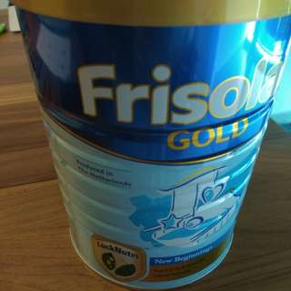 Brand New Friso 1 900g SG Source