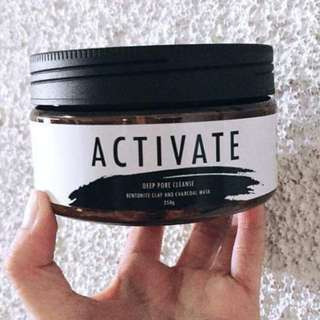 Activate Charcoal & Bamboo Charcoal