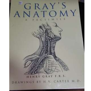 Medical Book: Gray's Anatomy (Latest Edition)