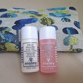Brand New Sisley Skincare Set +Free Pouch
