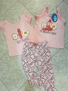 Bundle sleepwear