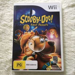 Scooby Doo Wii Game