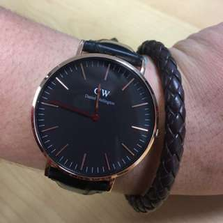 Daniel Wellington Classic Reading Original Box Lama
