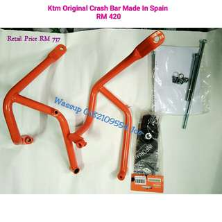 Ktm Duke 200 Original Crash Bar Made In Spain  Rm420