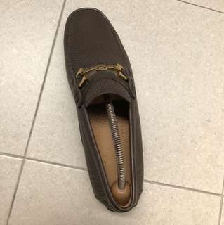 Bally Loafers for Men (leather). Size 7E.