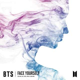"BTS 3RD JAPANESE ALBUM ""FACE YOURSELF"" Regular Edition"