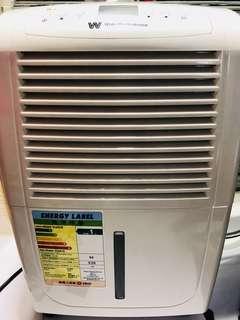 新買99%新威士汀18公升抽濕機(原價$2200)