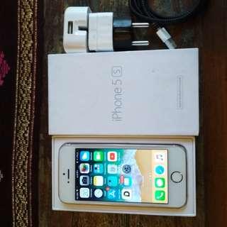 Jual iphone 5s 32GB