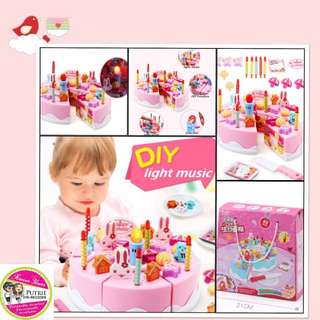 Birthday cakes toys for little baby