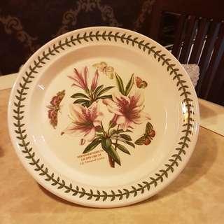 Portmeirion 10' BG Lily Azalea plate