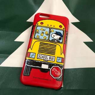 iPhone 6 6s phone case 電話殼 手機套 史諾比 snoopy dog