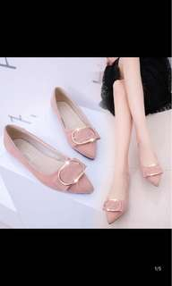 [P.O] Pointed Flats