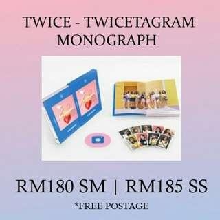 TWICE - TWICETAGRAM MINOGRAPH