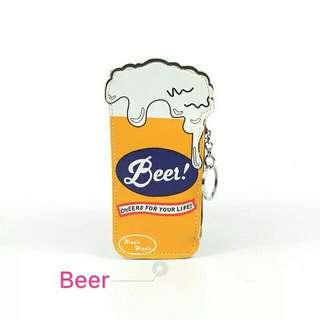 Beer Fashionable wallet