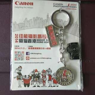 canon 鑰匙扣