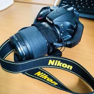 Nikon D3000 Nikon DSLR Camera 10/10 Condition Nikon Camera