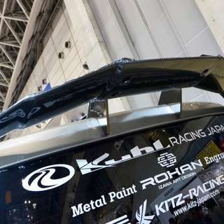 HIACE Kuhl racing GT Wing