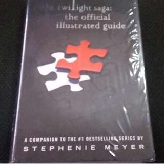 Original:Twilight Saga illustrated guide (SEALED)