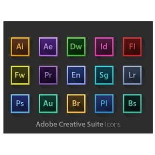 Adobe  In One 2018 ( LIFETIME )