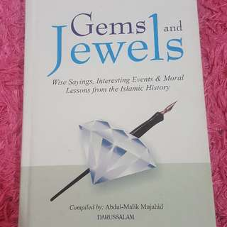 Gems and Jewels - lessons from islamic history