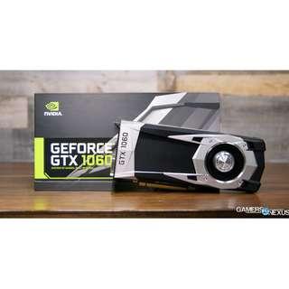 Mining #GTX1060 Nvidia 6x