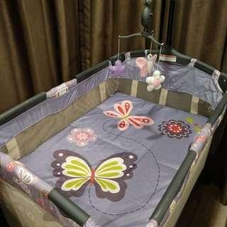 My Dear baby cot playpen
