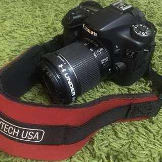 Canon EOS 70D with Kit Lens
