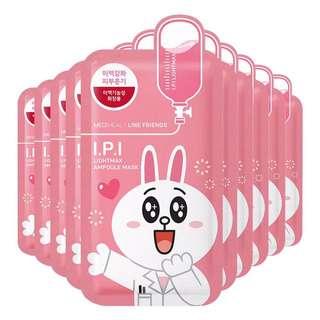 Mediheal I.P.I. Lightmax Ampoule Mask (Line Friends)
