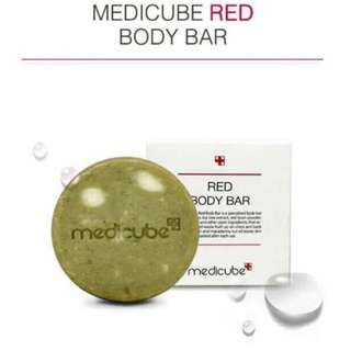 Quick Preorder! Medicube red body bar