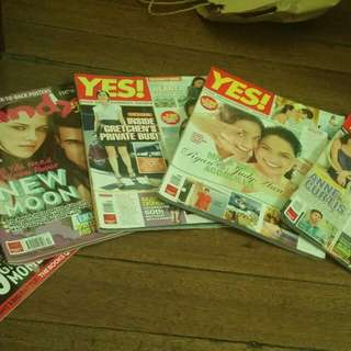 "Assorted magazines ""mint condition"""