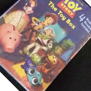 Original: Toy Story 4 books in 1 (SEALED)