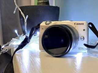 Canon EOS M3 24.MP Digital SLR Camera
