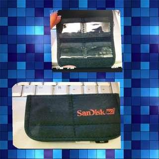 SanDisk 軟棉記憶卡套 NEW📷💾📂