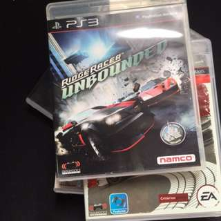 Ps3 ridge racer