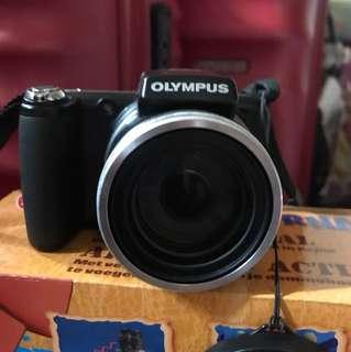olympus camera sp800uz