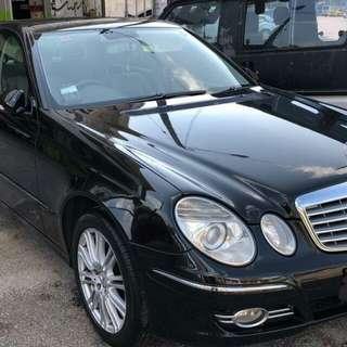 Mercedes E230 SG