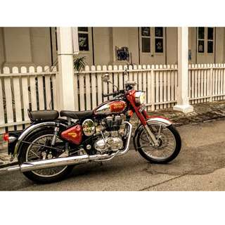 2015 500cc Classic Royal Enfield in mint conditions