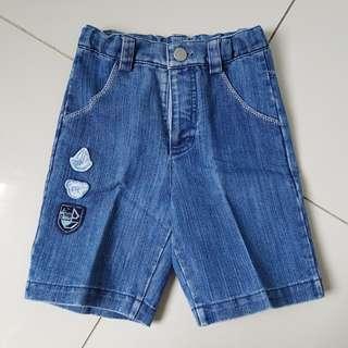 Celana Pendek Anak Jeans Petit Chou