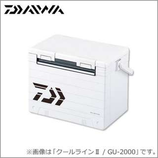 Daiwa gu-1100 fishing cooler box