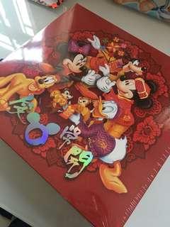 迪士尼曲奇禮盒 Disneyland cookies