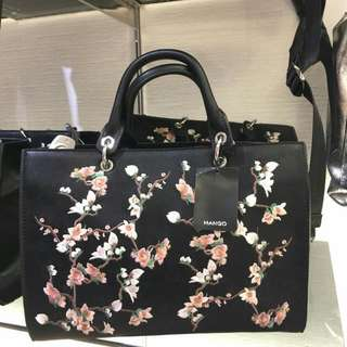 Bordir Flower Bag NEW ARRIVAL Mango Diana Flawy