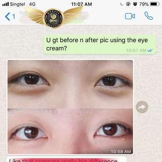 Wowo eye cream