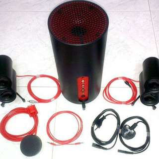 Speakers Logitech 2.1 - z553