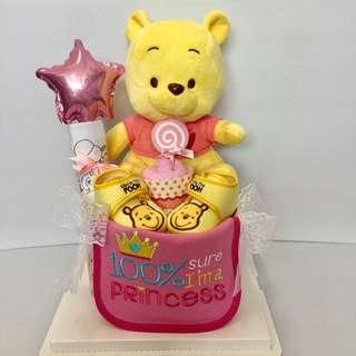 Baby Diaper Cake