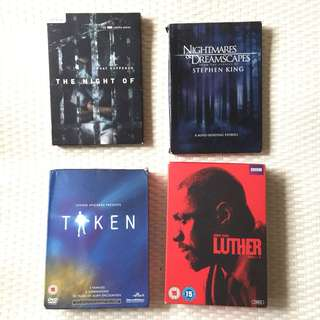 TV Series DVDs