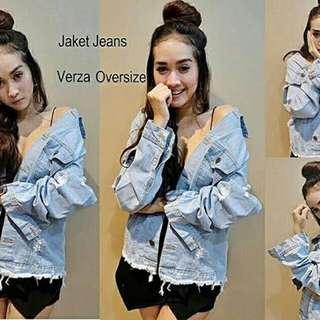 BC R Jaket Jeans Verza