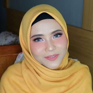 Jasa make up + Hijab do + Hair do 💄🎓👑