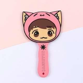 EXO Baekhyun Hand Mirror