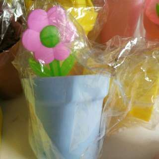 Mini flower pots