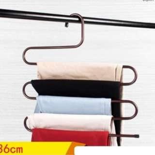 Gantungan Besi baju handuk celana / Stainless Hanger HPR193